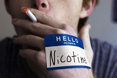 Tabaco Detox by Is Nicotine Really All That Addictive