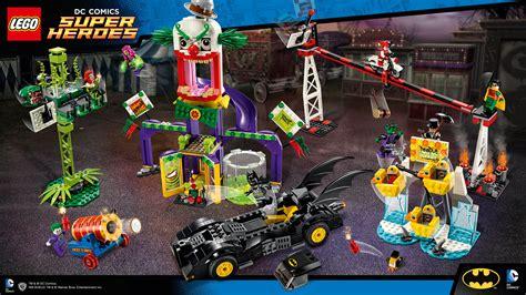 Lego Dc Heroes Batman 76035 Jokerland 76035 jokerland wallpaper activities dc comics
