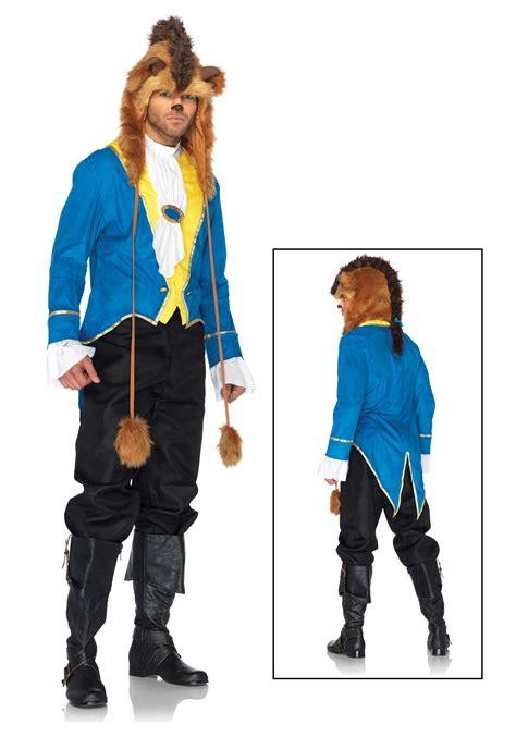 and the beast costume mens disney beast costume