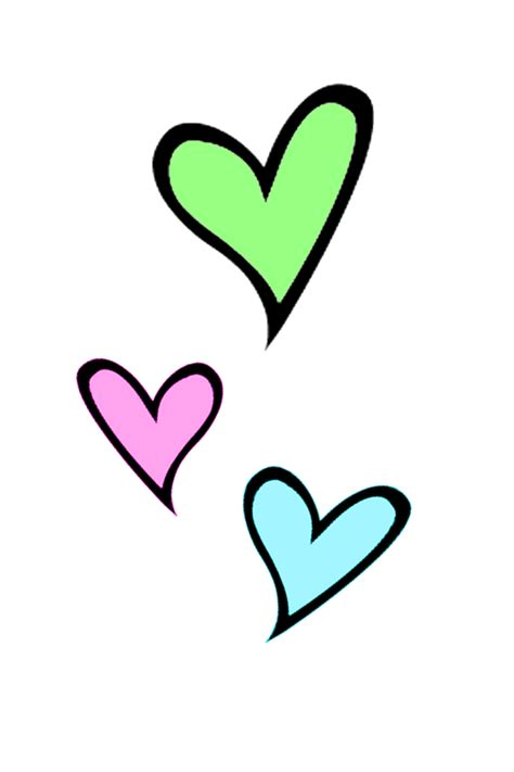 imagenes png en paint corazones png by paulilover on deviantart