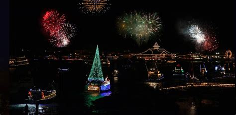 newport beach holiday boat parade funex newport beach christmas boat parade holiday