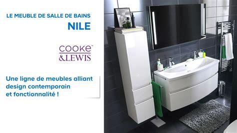 meuble de salle de bains nile cooke lewis 602214