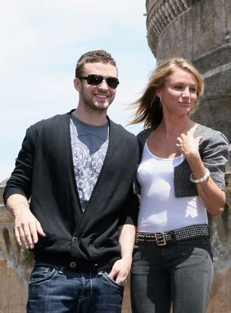 Cameron Diaz And Criss Maybe Dating by Cameron Diaz Says Working With Ex Justin Timberlake Was