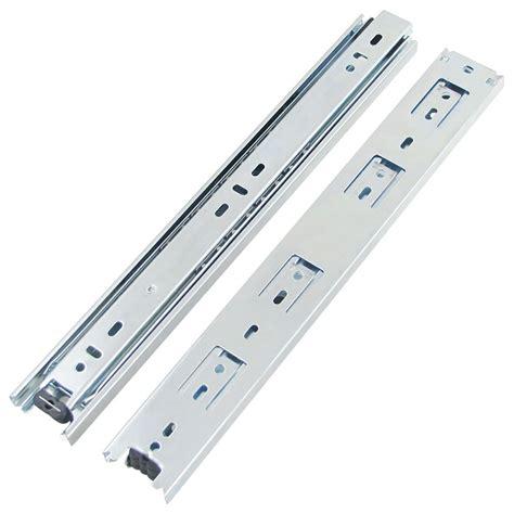 extension bearing telescopic drawer slides slide