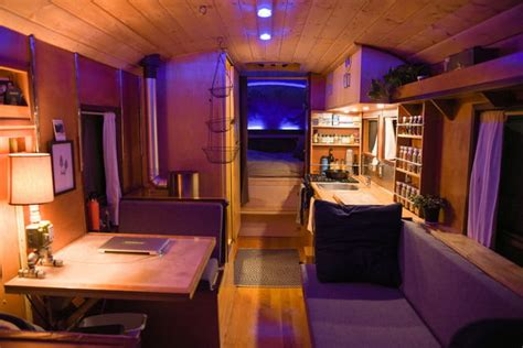 coolest bus  mobile home conversions digital trends