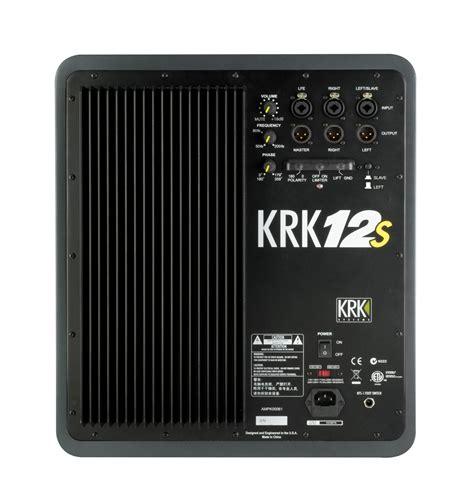 amazoncom krk   watts   powered studio