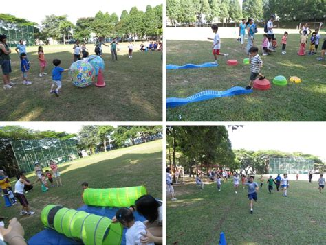 Sports Day Decorations by Homefrontier 187 Curricular Activities