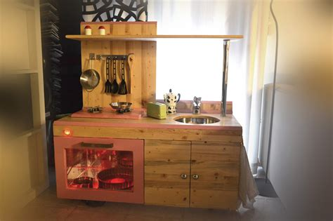 cucina legno bambini creare una cucina giocattolo
