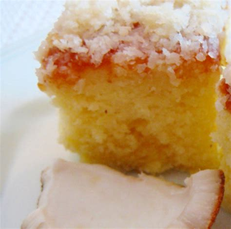 coconut cake recipe orange coconut cake recipe dishmaps