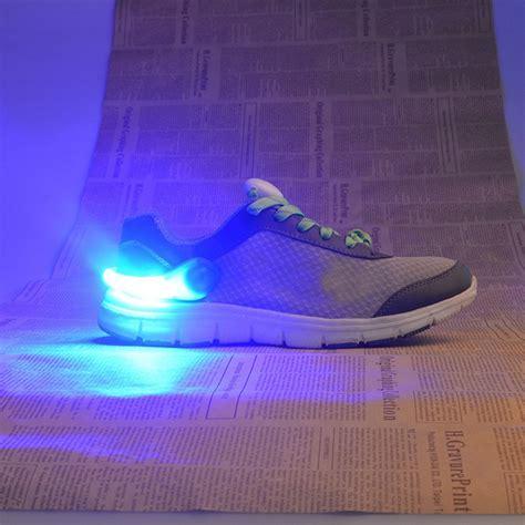 Klip Lu Sepatu Led Safety Light klip lu sepatu led safety light green jakartanotebook