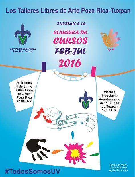 clausura de cursos atlas clausura semestral 2016 feb jul