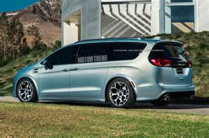 Chrysler Pacifica Kit Should The Chrysler Pacifica Hellcat Be A Thing