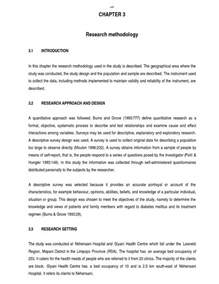 Research Methodology Example Dissertation Research Methodology Example Www Galleryhip Com The