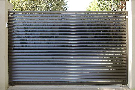 steel gate, wrought iron gates and metal fencing.