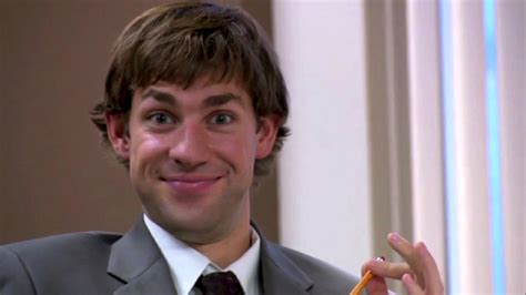 The Office Cameraman by The Jury Has Spoken Here Are The 11 Best Jim Halpert Moments