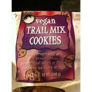trader joe s vegan trail mix cookies calories nutrition