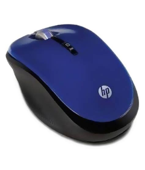 Mouse Wireless Hp X3000 hp x3000 wireless mouse blue buy hp x3000 wireless mouse