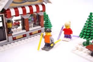 Lego 10199 Winter Shop 815 Pieces winter shop lego set 10199 1 building sets gt