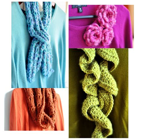 knitting and crochet accessories aesthetic nest knitting and crochet four accessories for