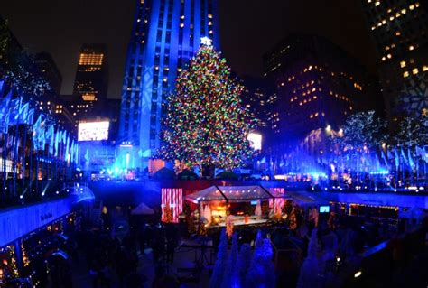 tree lighting 2017 rockefeller tree lighting 2017 when where to