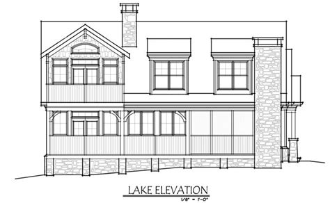 small lake cottage floor plans small lake cottage floor plan max fulbright designs