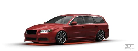 3dtuning of volvo v70 wagon 2011 3dtuning unique on line car configurator for more than