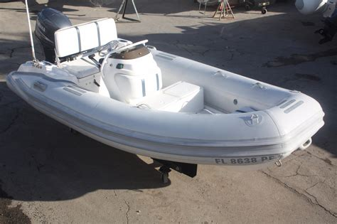 used boat tenders for sale 2008 used nautica 13 widebody tender boat for sale