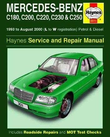car owners manuals free downloads 1993 mercedes benz 300sd security system free download mercedes benz c class w202 1993 2000 repair manual pdf scr1 z 246 lds 233 g