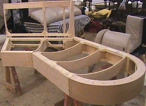 How To Make Wooden Sofa Frame by How To Make A Wooden Sofa Frame Thesofa