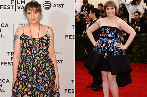 lena dunham diet lena dunham diet tips bashed by star after us weekly