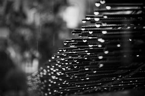 When It Rains Metal water metal water drops 4752x3168 wallpaper high