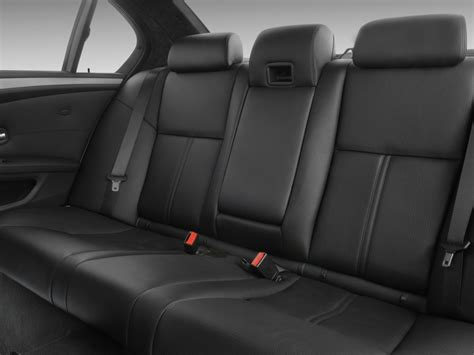 image 2008 bmw 5 series 4 door sedan m5 rwd rear seats size 1024 x 768 type gif posted on