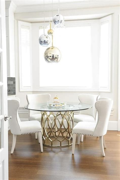 best 25 glass dining room table ideas on