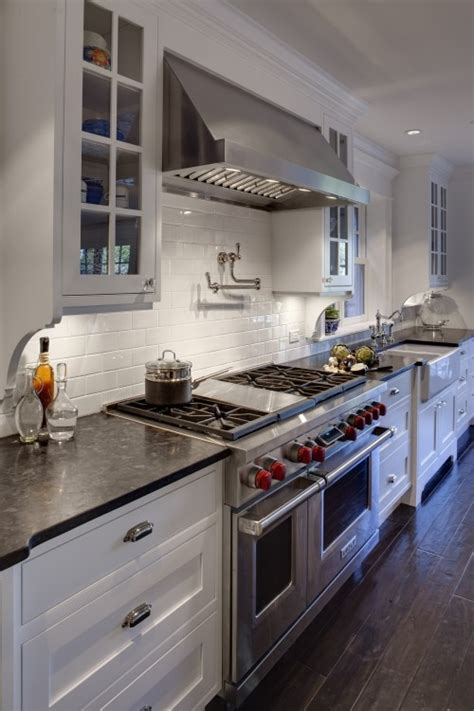 mmmm stock pot filler stainless range kitchens