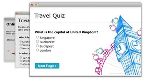 free quiz layout free online quiz maker with drag drop 123contactform