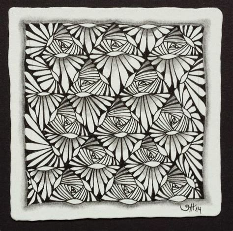 zentangle pattern yuma 226 best images about zentangle tiles on pinterest