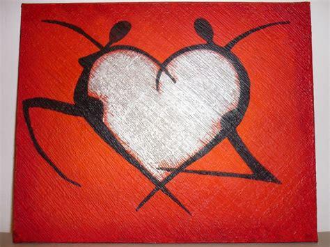 imagenes abstractas de parejas pareja enamorada luciana levin artelista com