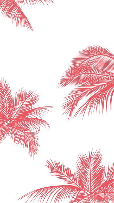 wallpaper daun mint 20 pretty phone wallpapers 2 palm tree leaves iphone