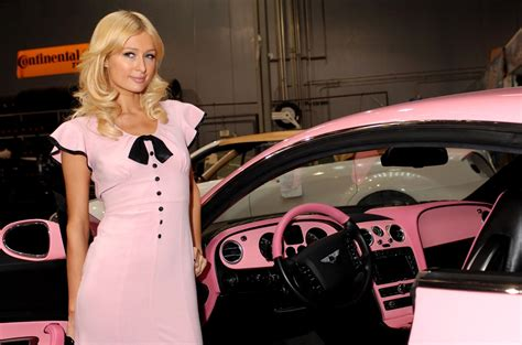 hilton bentley do you know paris hilton owns 285 000 dollars bentley gt