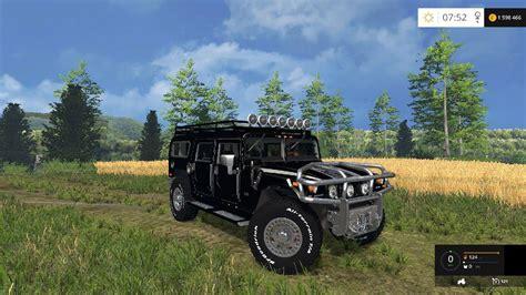 H1 Ls by Hummer H1 Terminator V1 0 Farming Simulator Modification