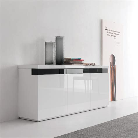 Lemari Buffet White Glossy the bali range is sleek minimalistic and make your house a home bendigo central