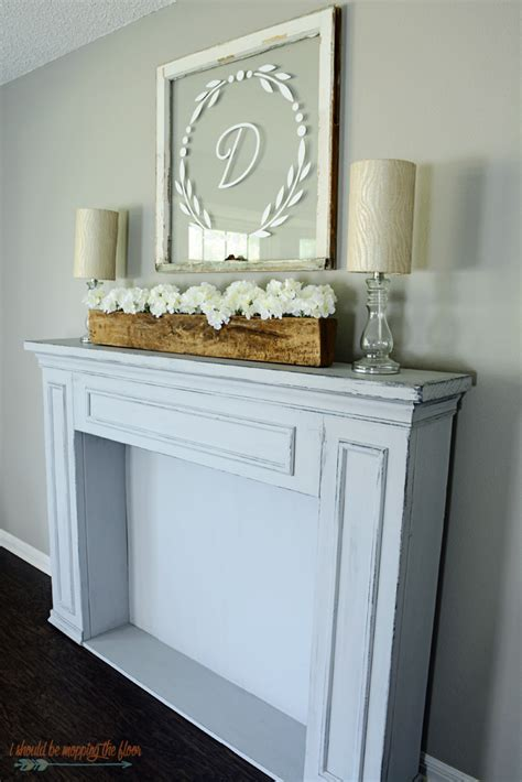 mantel wall decor i should be mopping the floor simple summer mantel decor