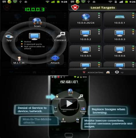 android network toolkit android network toolkit anti testing from smart phone vogh voice of greyhat