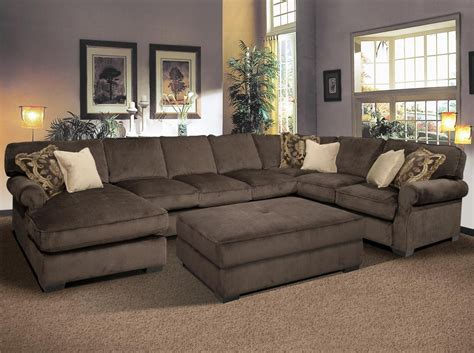 20 collection of u shaped reclining sectional sofa ideas