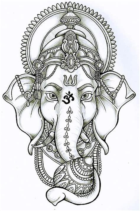 ganesha tattoo vorlage 1000 ideas about tattoo drawings on pinterest tattoos