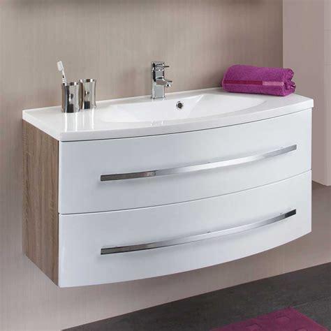 badezimmer waschtisch badezimmer waschtisch adonias in eiche s 228 gerau pharao24 de