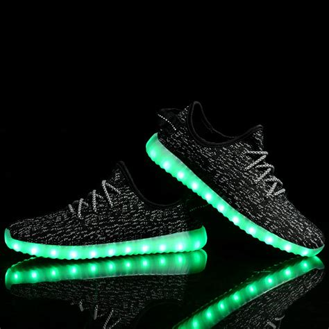 glowing shoes popular led light shoes buy cheap led light shoes lots