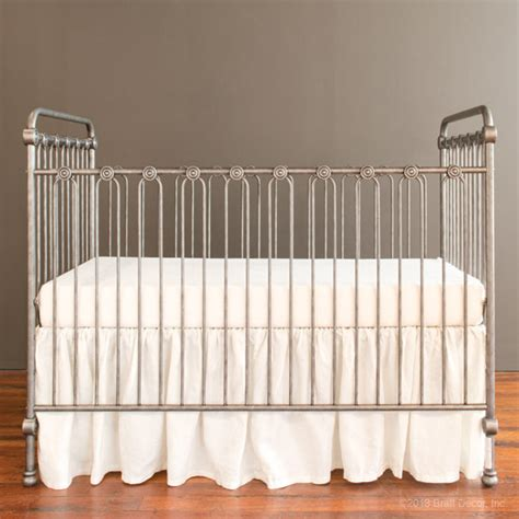 Baby Crib Items Baby Crib Pewter