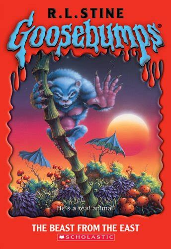 the secret bedroom rl stine book review goosebumps the beast from the east by r l