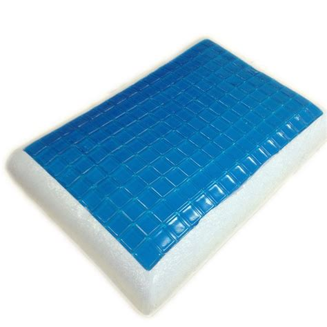 Pillow Cool Gel by Cool Gel Memory Foam Pillow By Royal Tradition